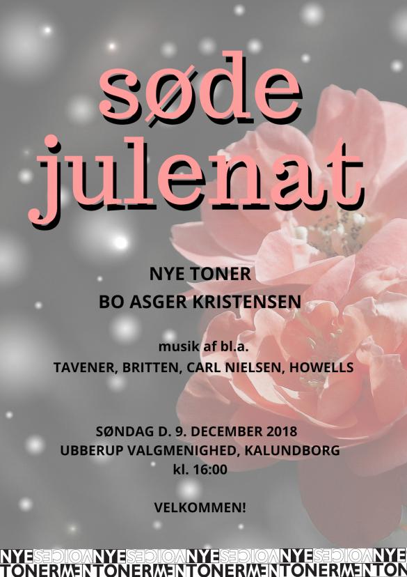 NYE TONER / New Voices Copenhagen